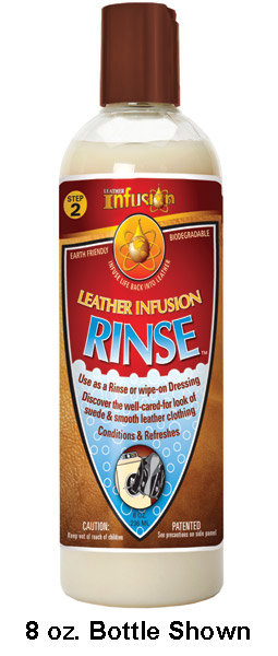 Leather Therapy Biker Infusion Rinse