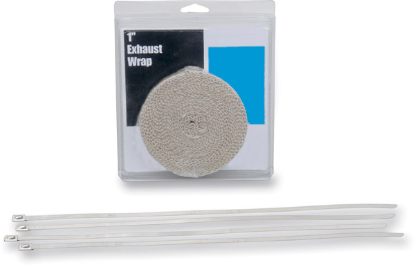 Exhaust Heat Wrap Kit 1″ Tan