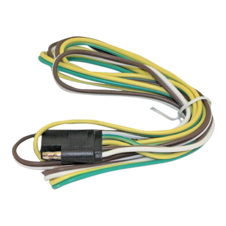 Custom Dynamics 4-Pin Trailer Wire Harness - CD-TRAILER-HARN on