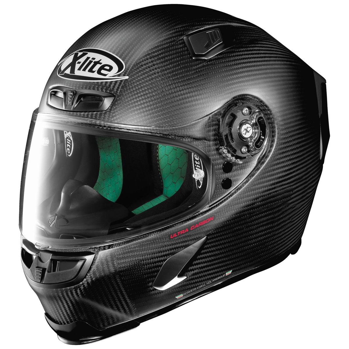 X-Lite X-803 Puro Flat Carbon Full Face Helmet