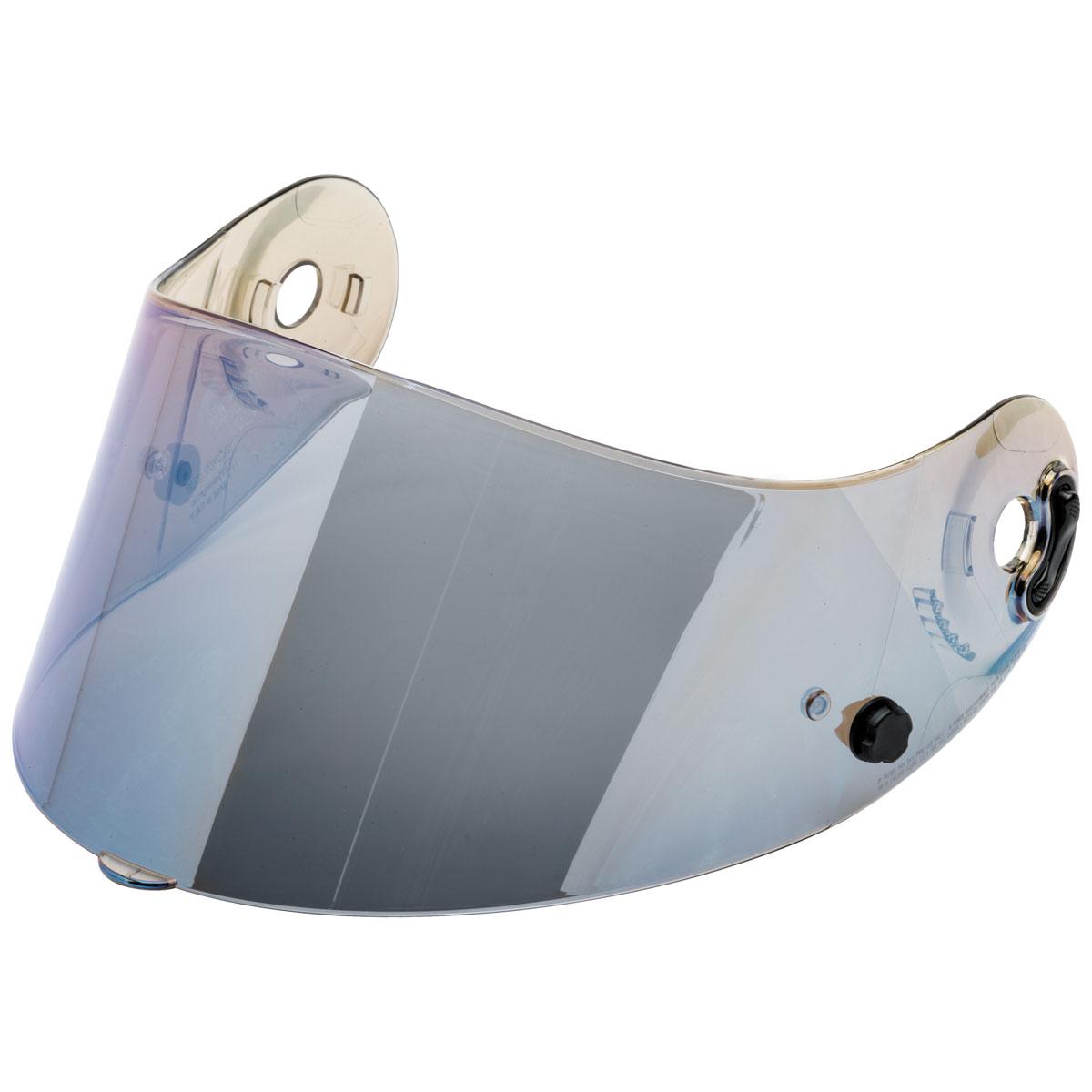 X-Lite X-803 Flat Metal Blue Faceshield
