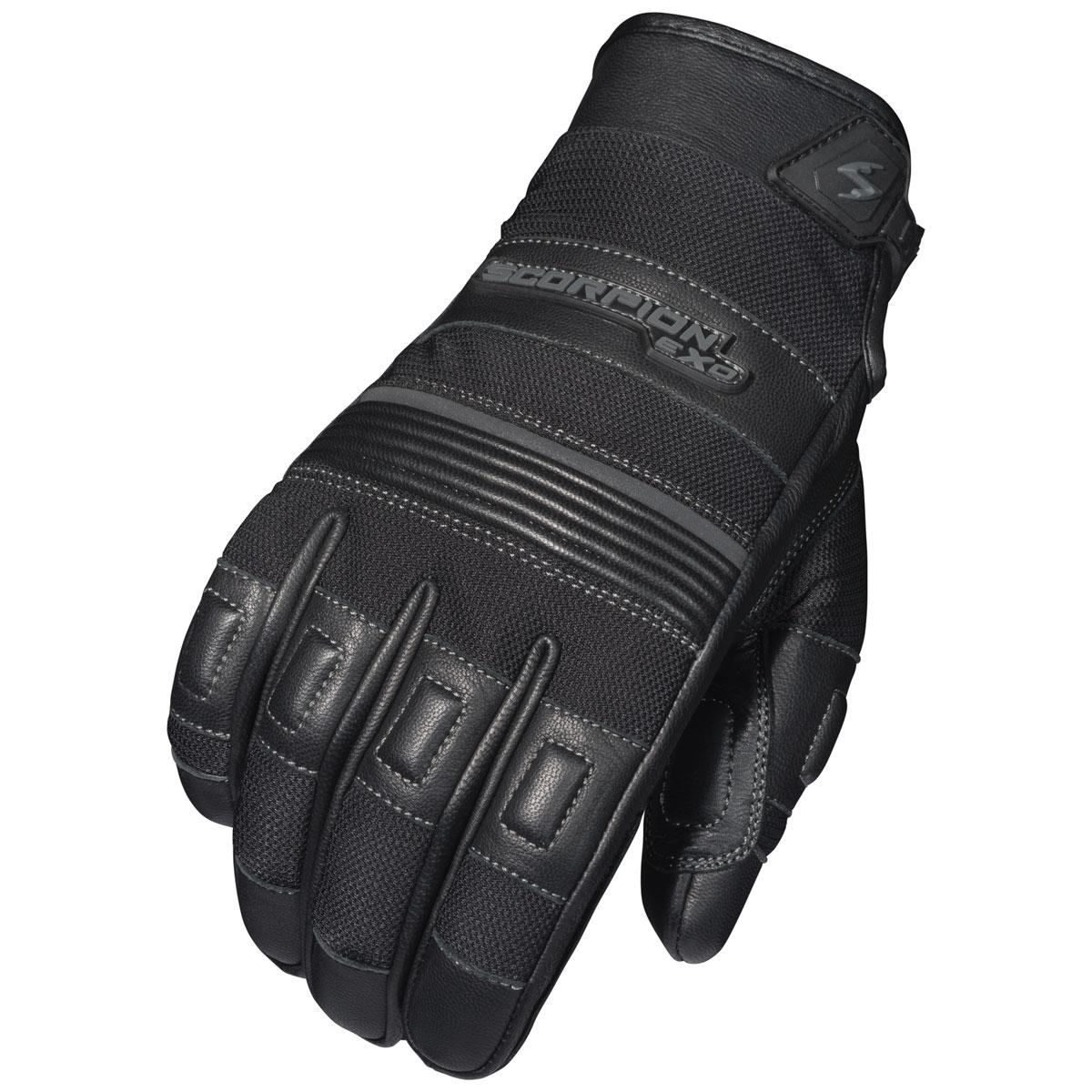 Scorpion EXO Men's Abrams Black Gloves