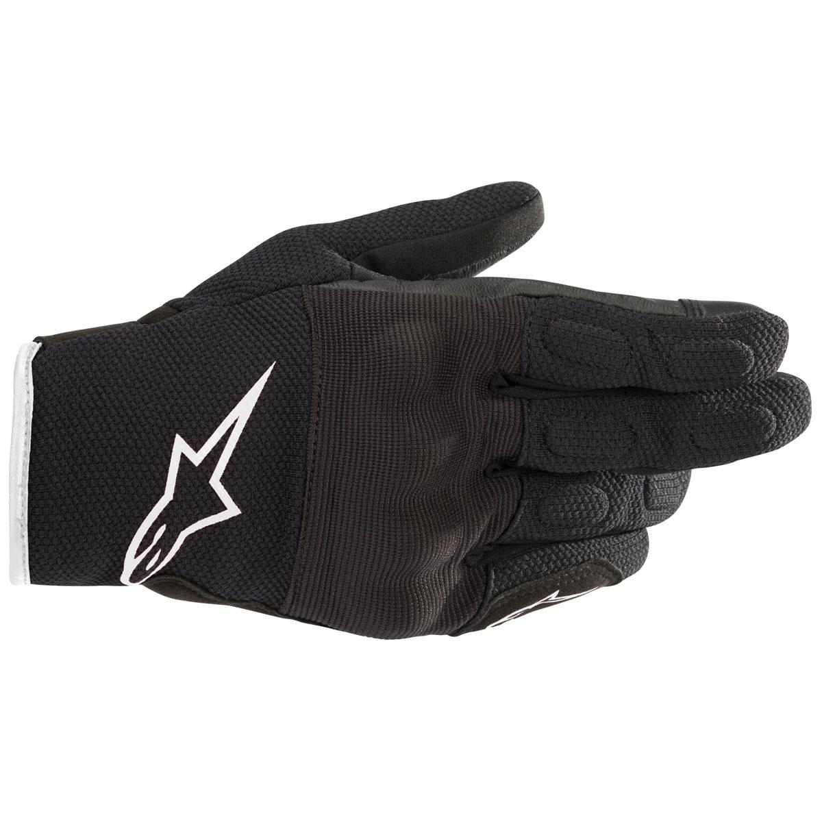 Alpinestars Women's Stella S-Max Drystar Black/White Gloves