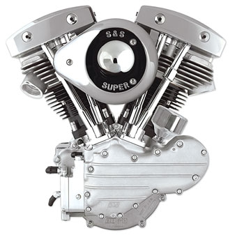 S&S Cycle SH93 Sh Series Generator/Alternator Style Engine - 31-9917