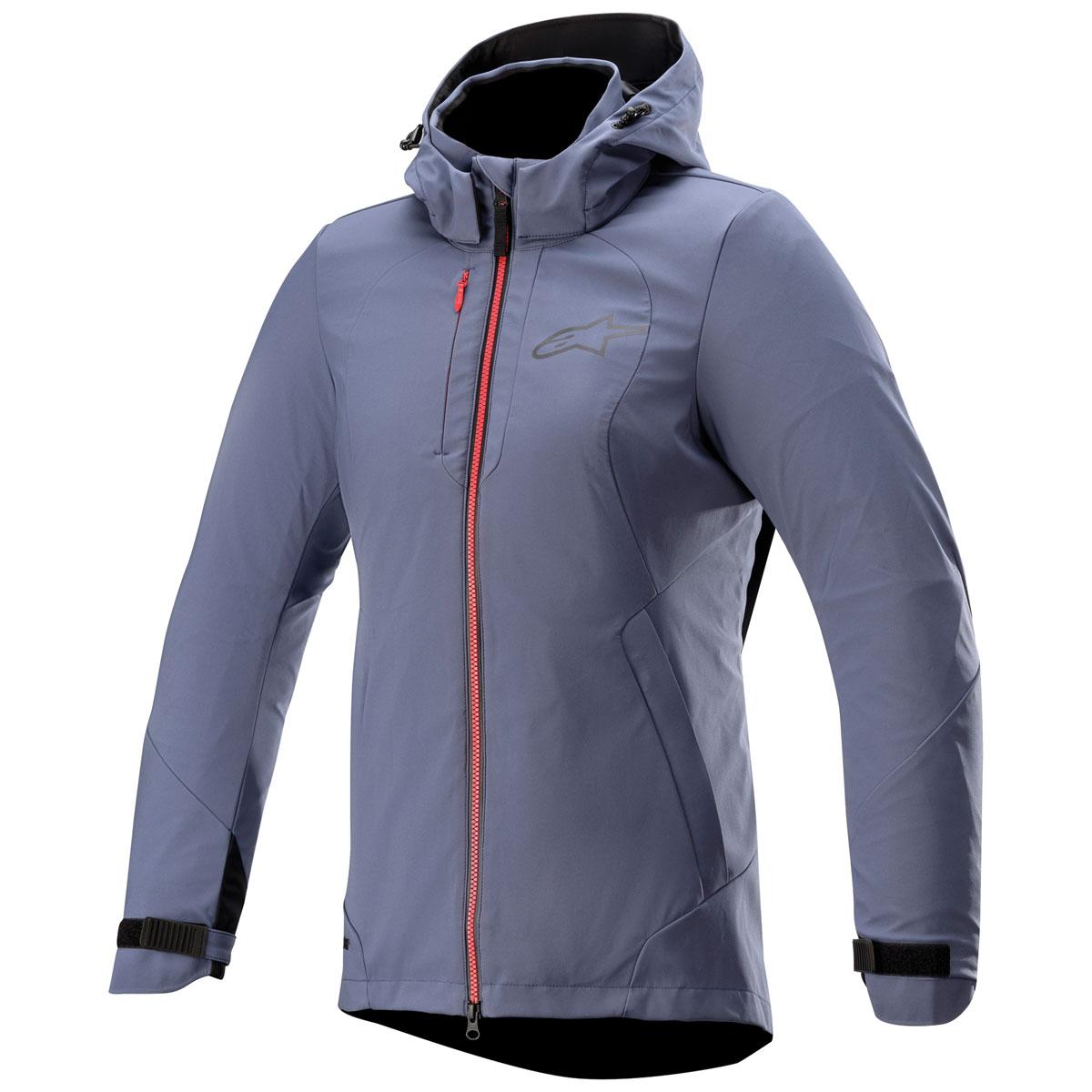 Alpinestars Women's Stella Moony Drystar Slate/Coral Jacket