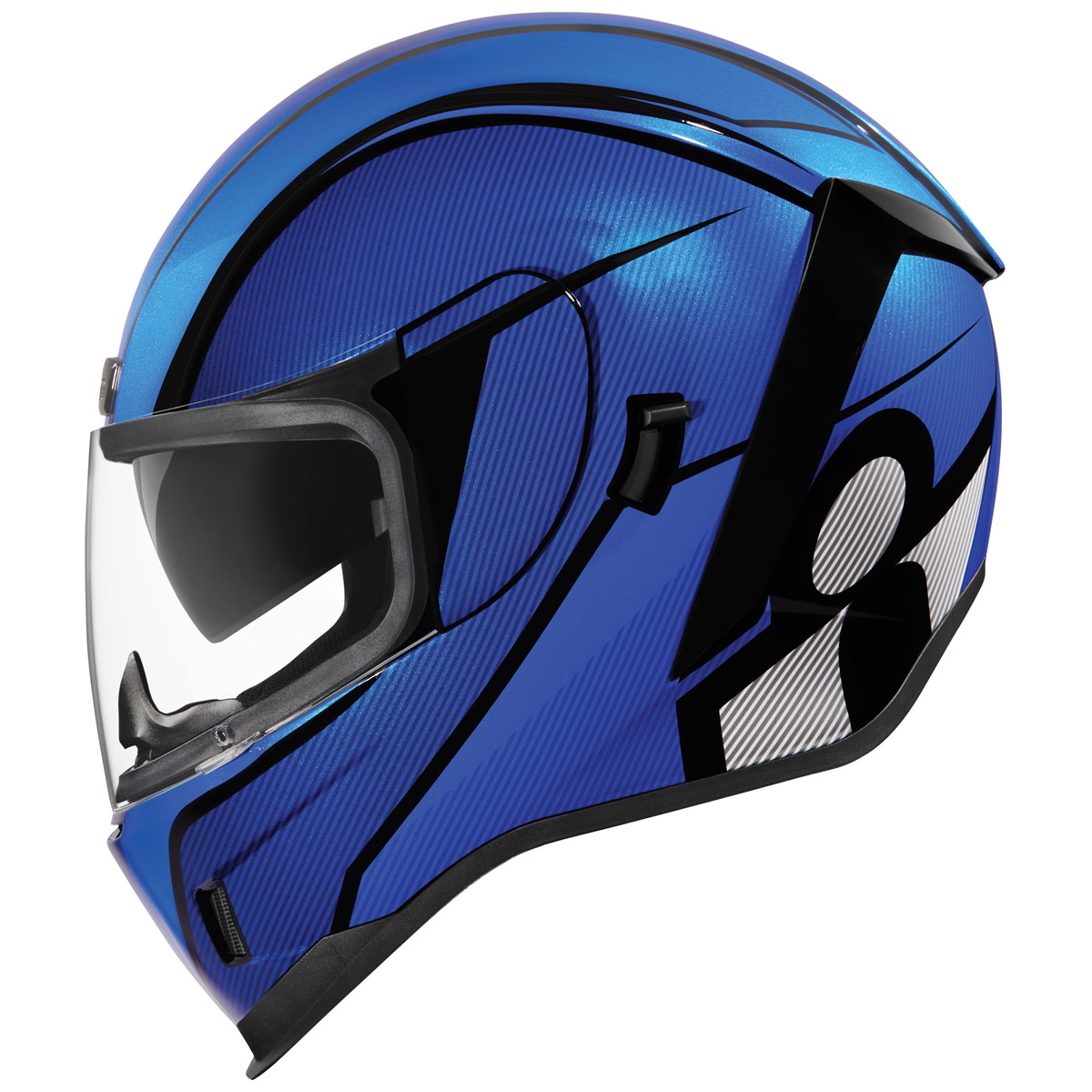 ICON Airform Conflux Blue Full Face Helmet