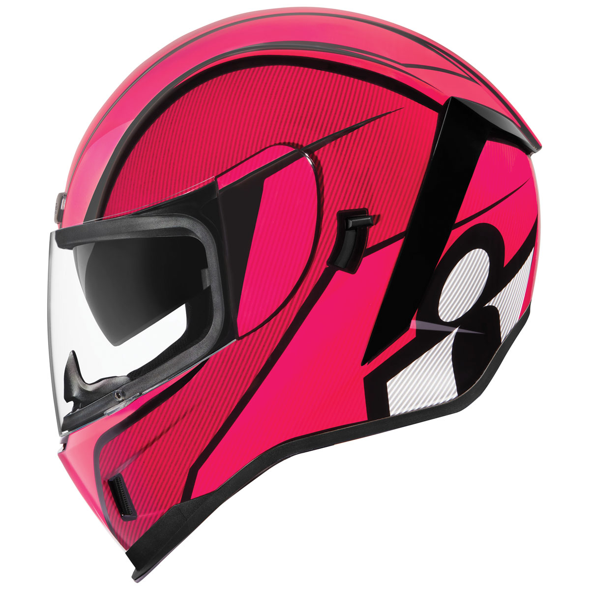 ICON Airform Conflux Pink Full Face Helmet