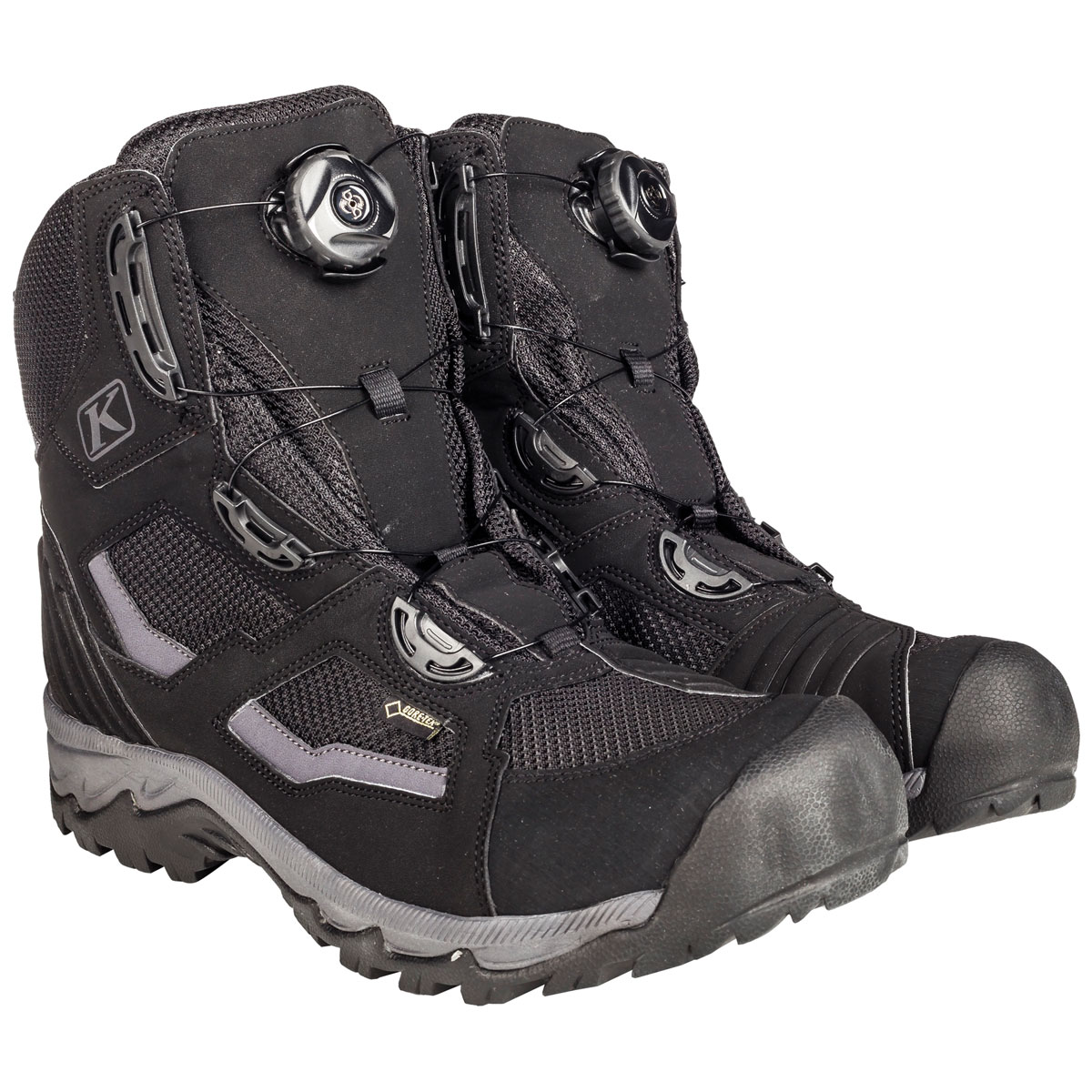 Klim Men's Outlander GTX Black Boots