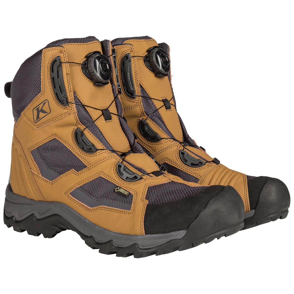 Klim Men's Outlander GTX Brown Boots