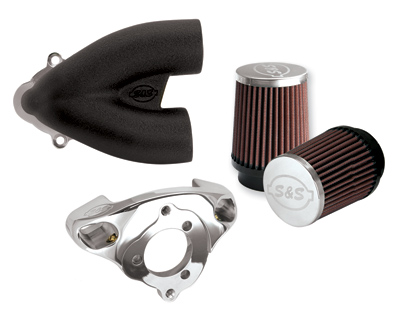 S&S Tuned Induction Complete Kit