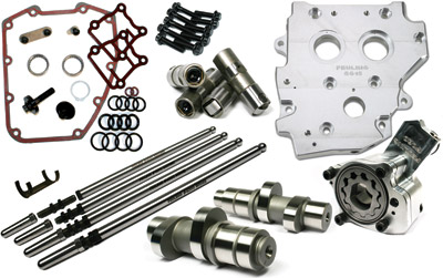 Feuling HP+ 574 Cam Chest Gear Drive Kit