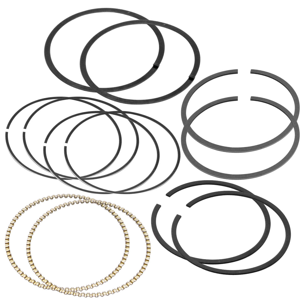 S&S Cycle Piston Ring Set 3-7/8