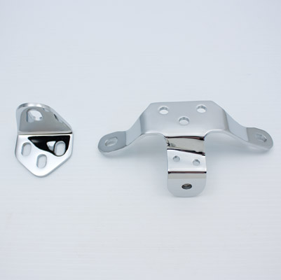 V-Twin Manufacturing Chrome Top Motor Mount