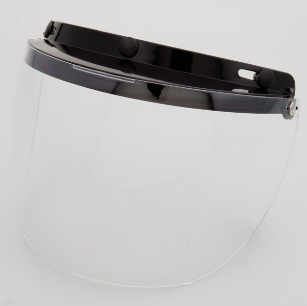 DMS 3-Snap Clear Flip Shield