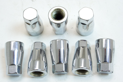Colony Tall Hex Cap Cylinder Base Nut Kit - 7623-8
