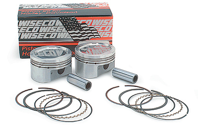 Wiseco Performance Products Big Bore Conversion Piston Kit, 3.875