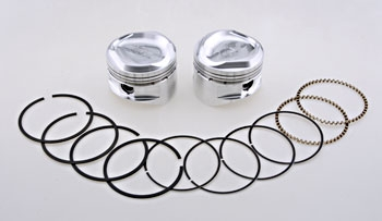 S&S Cycle Replacement Piston Kit 3.625