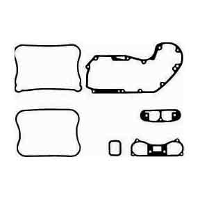 J&P Cycles® Rocker Cover, Lower Gasket