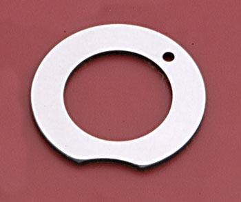 Crankpin Flywheel Washer