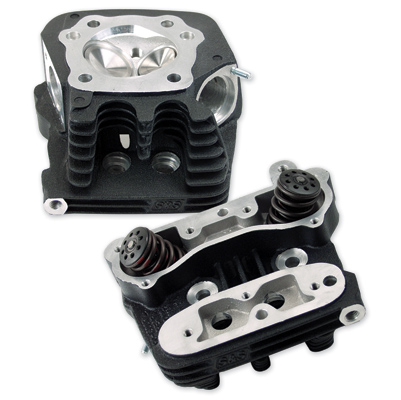 S&S Cycle Assembled Cylinder Heads