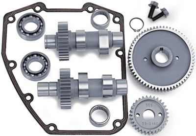 S&S Cycle Complete Gear Drive Camshaft 510G Cam Kit