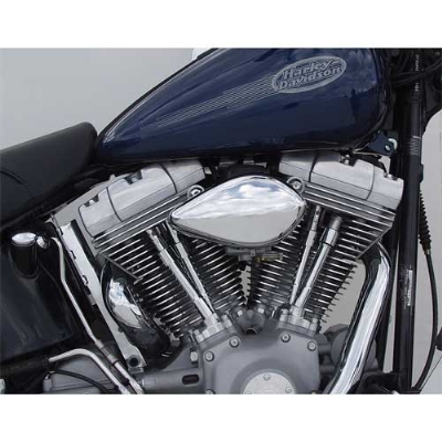 Paughco Smooth Teardrop Air Cleaner for  S&S Cycle E/G