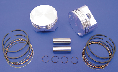 Wiseco Performance Products Big Bore Piston Kit, 3.875
