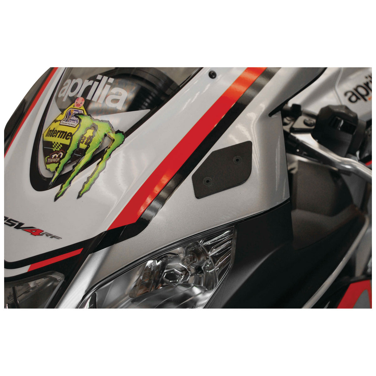 New Rage Cycles Mirror Block Off Plate Front Turn Signals