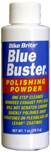 Bike Brite Blue Buster Polishing Powder