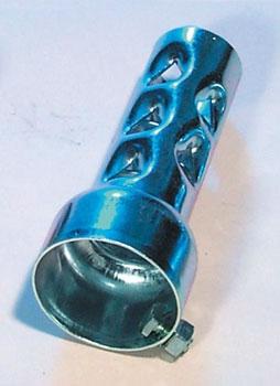 4″ Long Mini Pipe Baffle