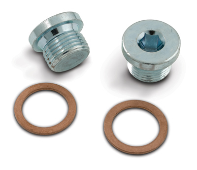 Vance &amp; Hines 18mm Plug Kit for O<sub>2</sub> sensor