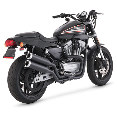 Vance & Hines Widow XR 2-1-2 Exhaust System