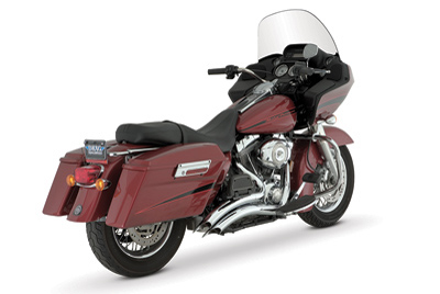 Vance & Hines Big Radius 2-into-2 Chrome Exhaust System