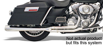 Bassani Optional Heat Shield
