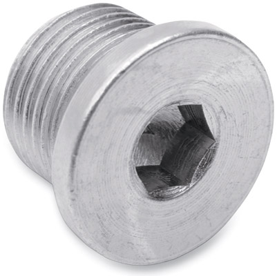 J&amp;P Cycles&reg; 12 x 1.25mm 0<sub>2</sub> Sensor Bung Plug