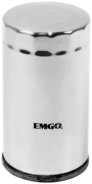 EMGO Chrome 5-1/2″ Oil Filter