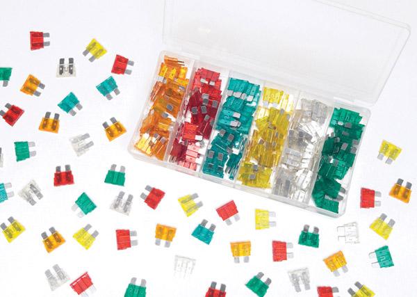 K&L Supply Co. 120 Piece ATC Fuse Kit