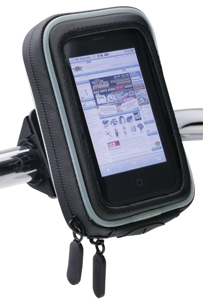 Arkon Resources Water-Resistant Handlebar Mount Smartphone Holder