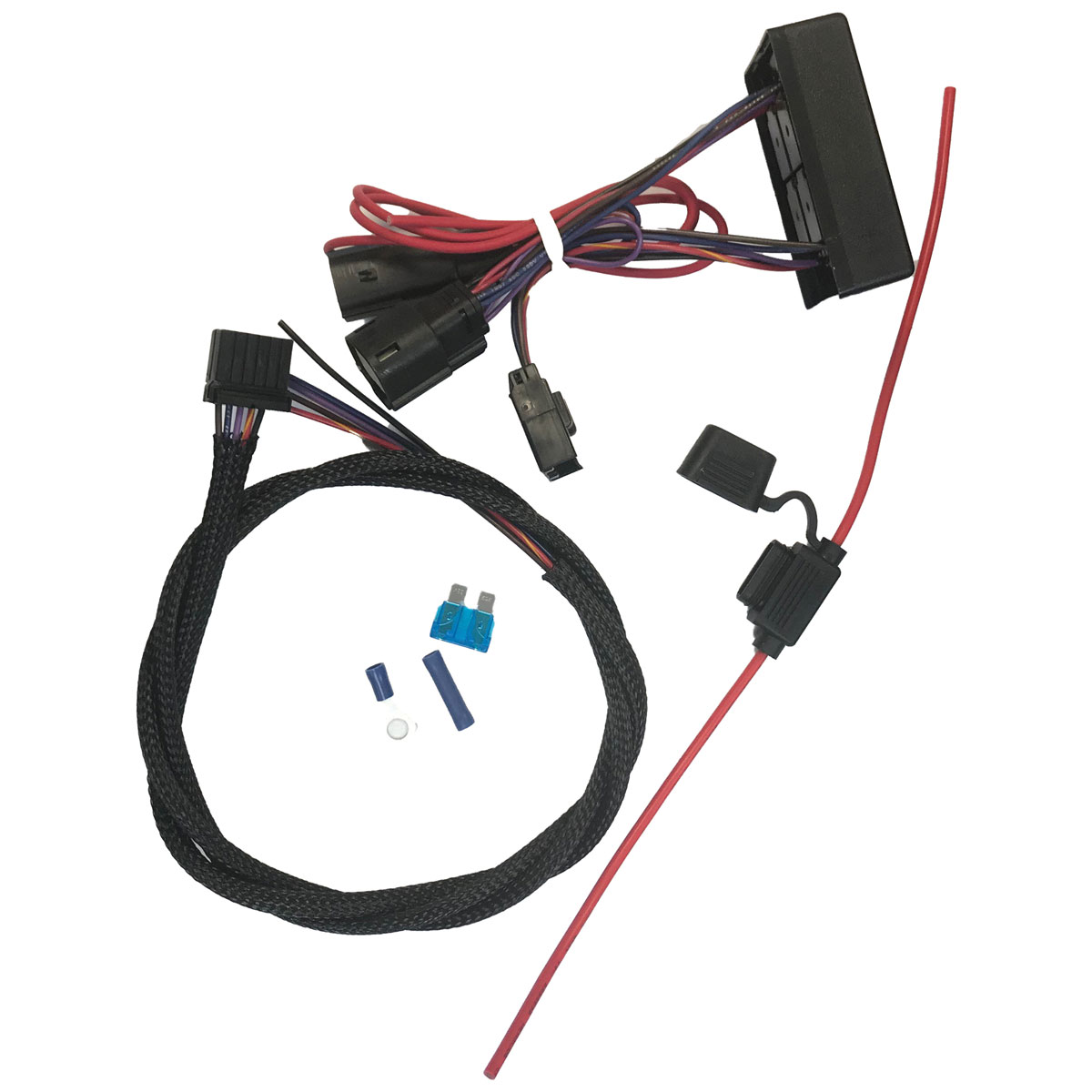fbi trailer wire harness 6 pin molex connector 445 254 j p fbi trailer wire harness 6 pin molex connector