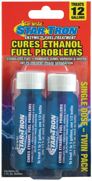 Starbrite's Star Tron 1 oz. Enzyme Fuel Treatment