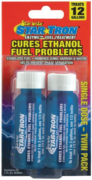 Starbrite's Star Tron 1 oz. Enzyme Fuel Treatment