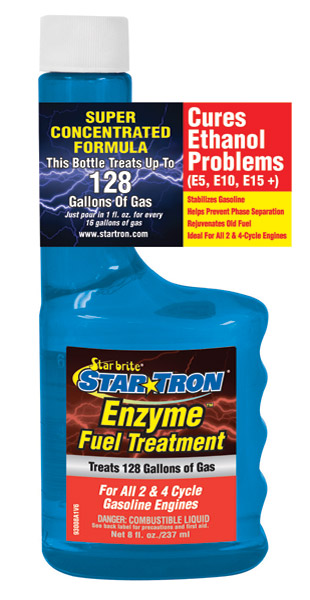 Starbrite 8 oz. Enzyme Fuel Treatment Concentrate