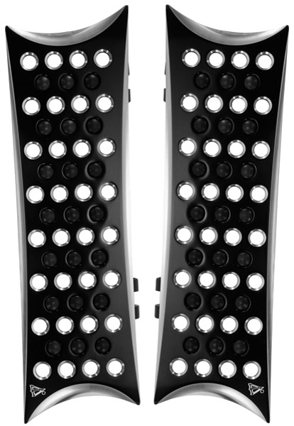 Battistinis Black Driver Floorboards