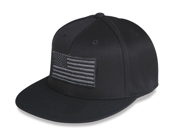 Roland Sands Design Flag Black Hat