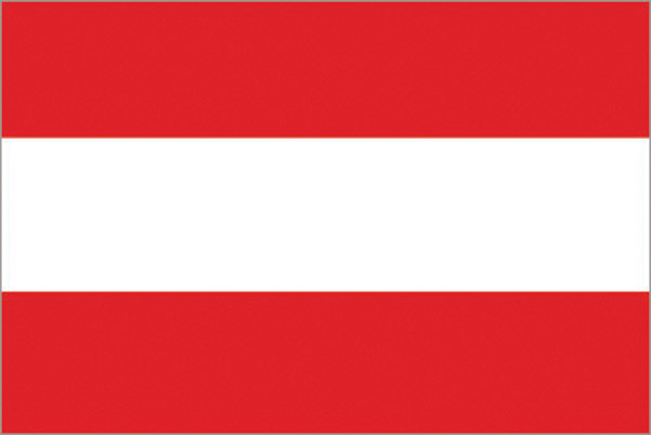 Rumbling Pride Austria Flag