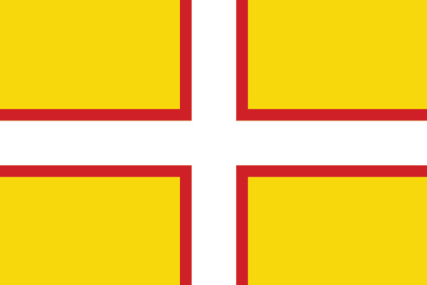 Rumbling Pride Dorset Flag