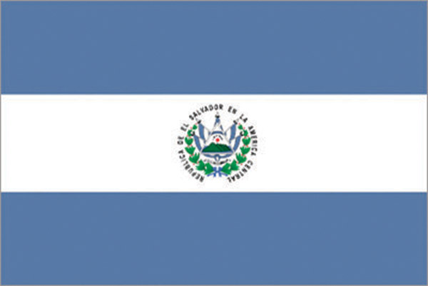 Rumbling Pride El Salvador Flag