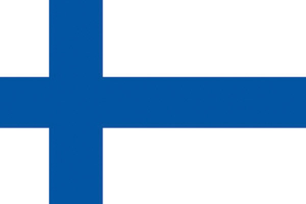 Rumbling Pride Finland Flag