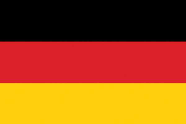 Rumbling Pride Germany Flag