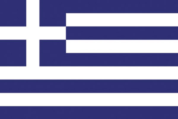 Rumbling Pride Greece Flag